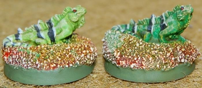 Reaper iguanas