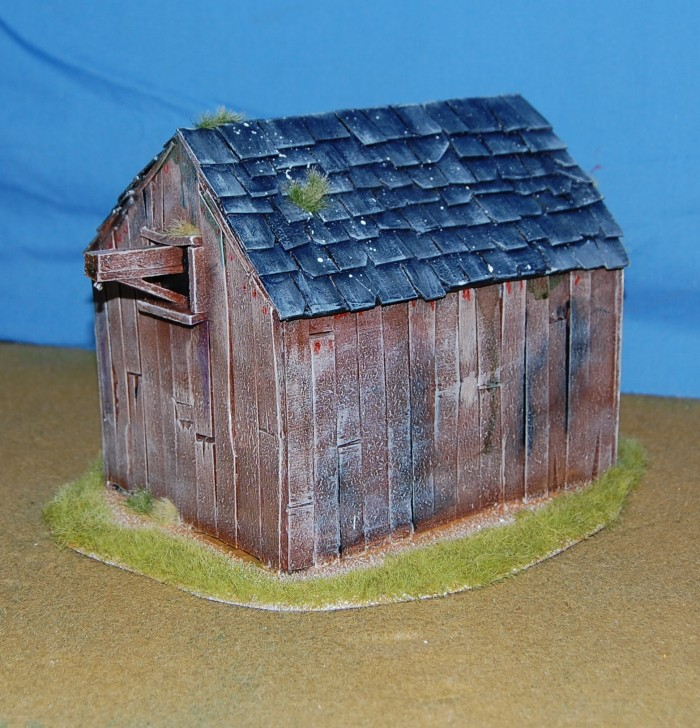 Barn Finished 2