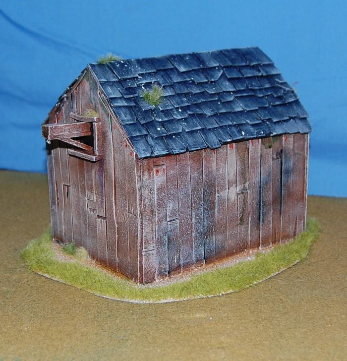 Barn Finished 2