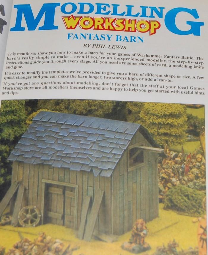 Phil Lewis Fantasy Barn
