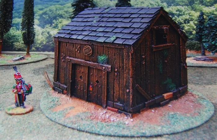 Tony Harwood Barn