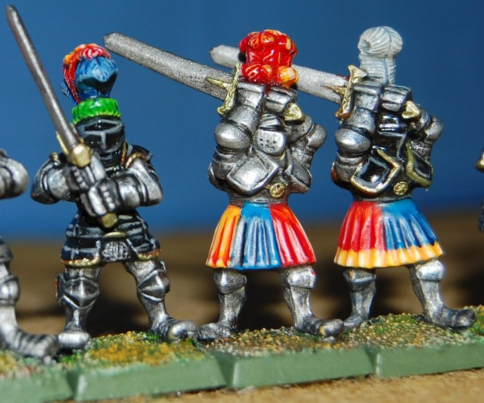 White Knight Minis footknights 1