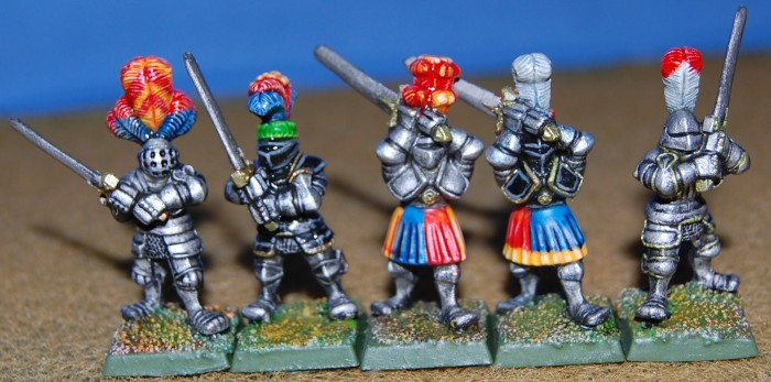 White Knight Minis footknights 4