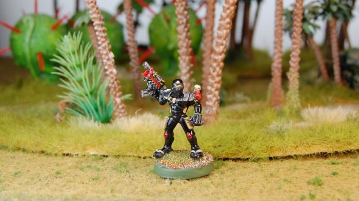 Assassin 5 jungle