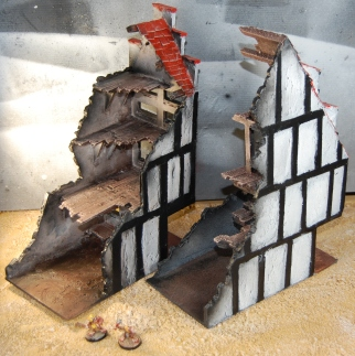 Mordheim buildings 2