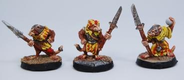 Mordheim Skaven Clan Scrutens spears