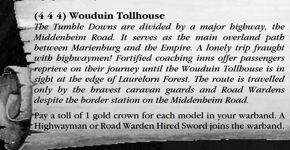 Wouduin Tollhouse