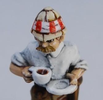 jolly good cup of tea